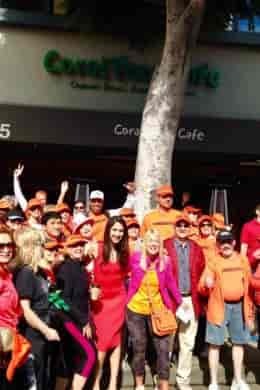 """Walk With The Mayor"" Visits Coral Tree Beverly Hills!"