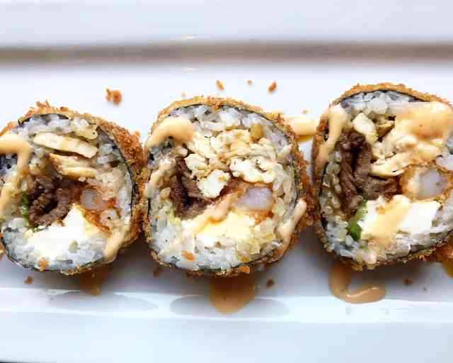 Over The Border Roll