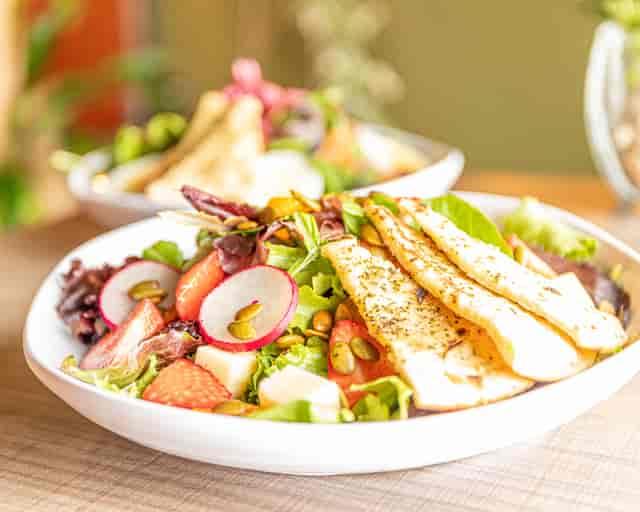 Bohemian salad