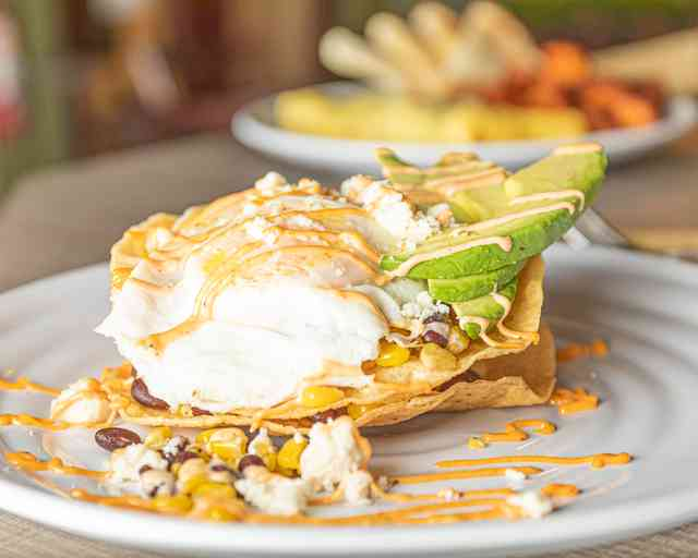 Breakfast Tostados