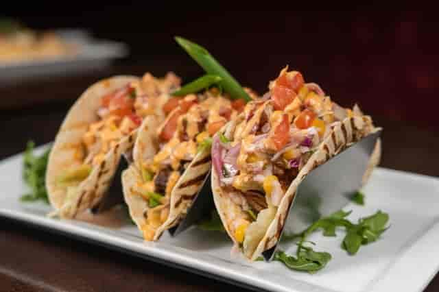 southwest taco trio