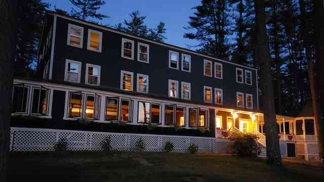 The Lodge at Pleasant Point Home Page Header
