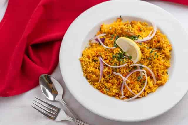 Shalimar food