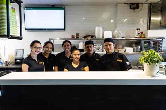 Kairos staff