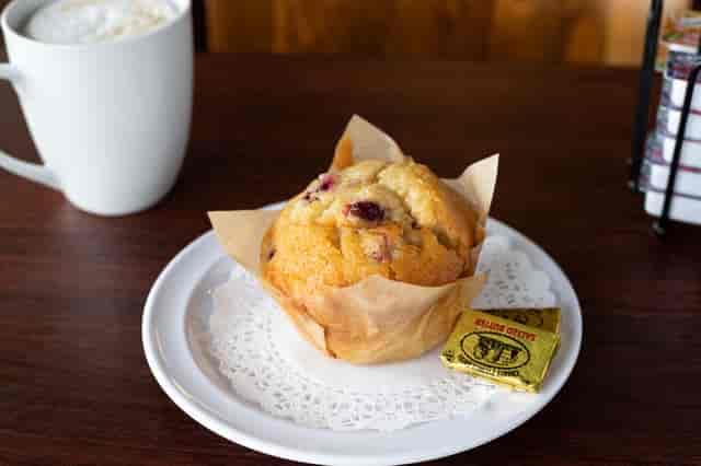 bluebery muffin