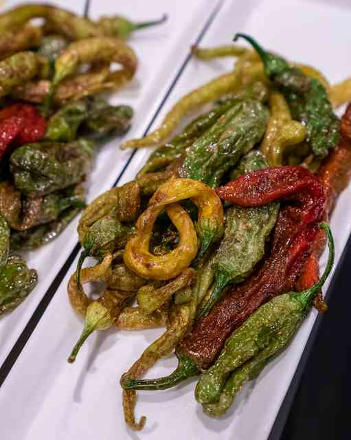 peppers seasonal dish
