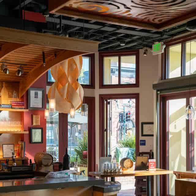 indoor dining inside dining
