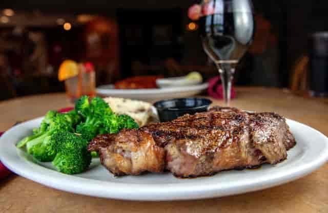 Ribeye Steak Dinner