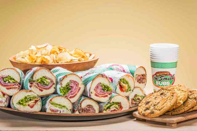 catered subs