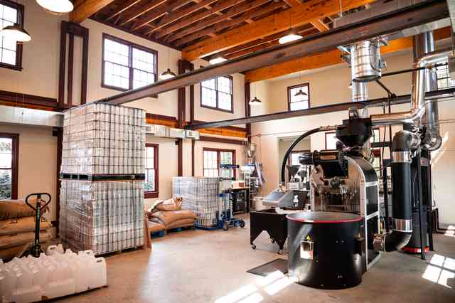 Roastery Two