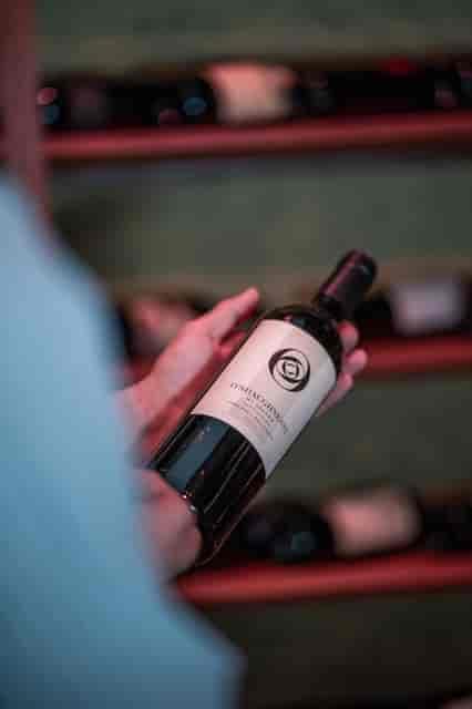 o'shaunghnessy wine bottle