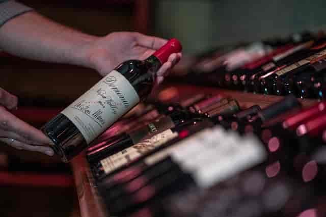 dominus wine bottles