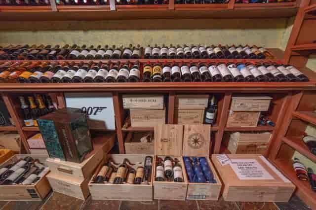 Allocated Rare Bordeaux Wine