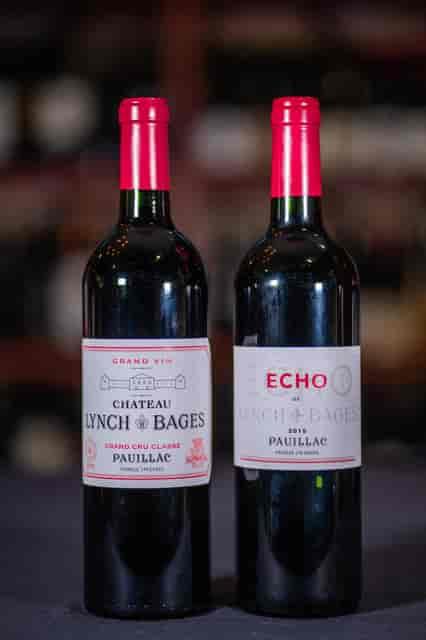 bord lynch wine bottles
