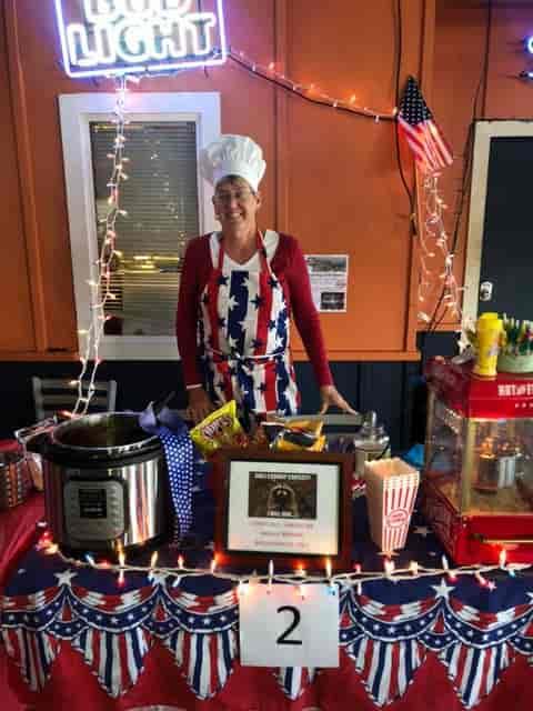 Chili Cook Off Winner - Lynn Carpenter