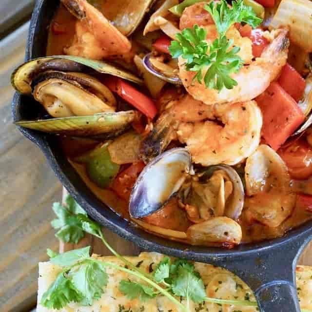 seafood creole