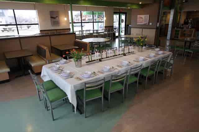catering interior