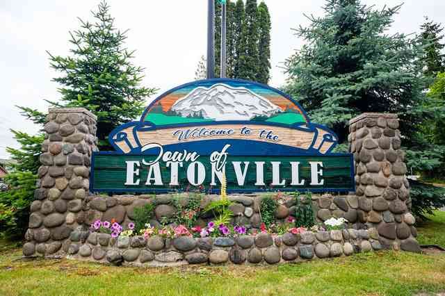 eatonville sign