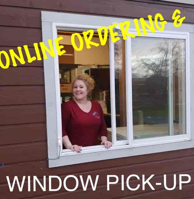 Pick-up Window