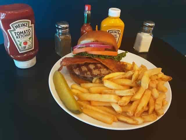 Hickory Brisket and Burger