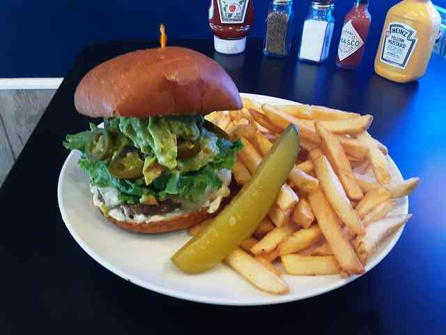South of the borer burger
