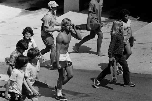 1970's crew