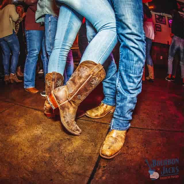 Boots dancing