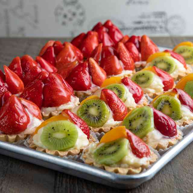 Fruit Tart Dessert