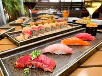 Sushi Flight