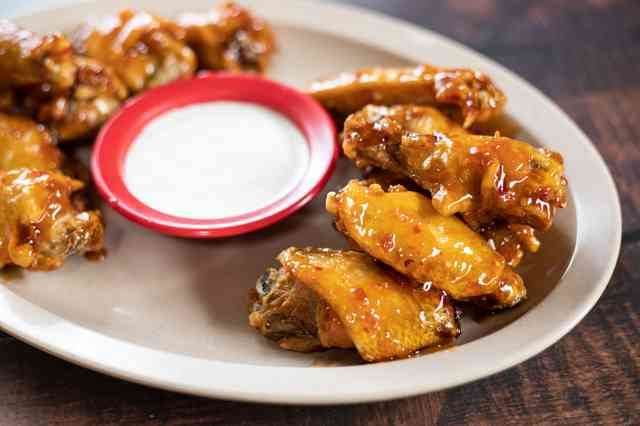 hawaiian wings