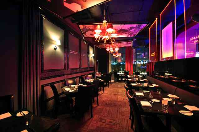 Restaurant Dante Boccuzzi Akron (DBA) located in Akron, Ohio