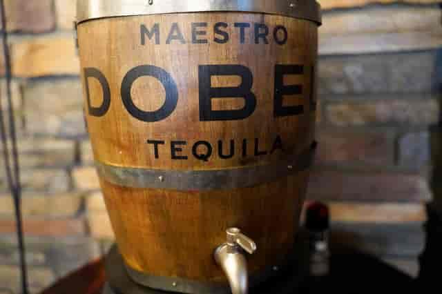 barrel tequila