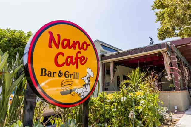 outside novo cafe