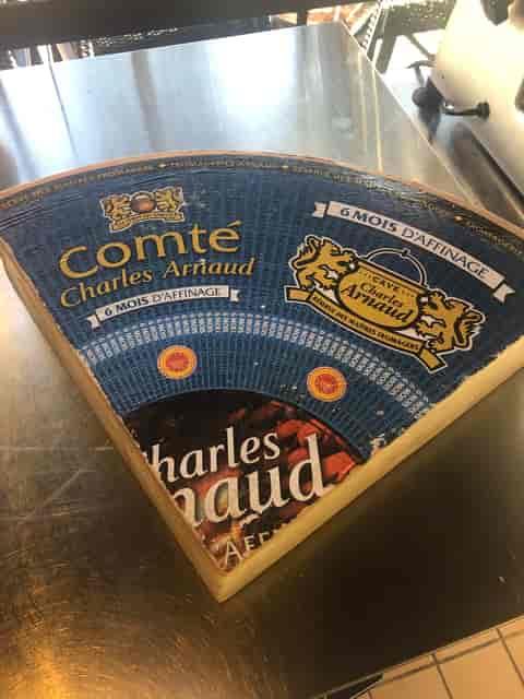 Comte Cheese!