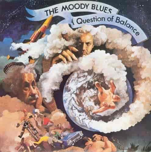 moody blues album cover
