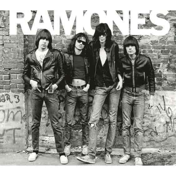 ramones album cover