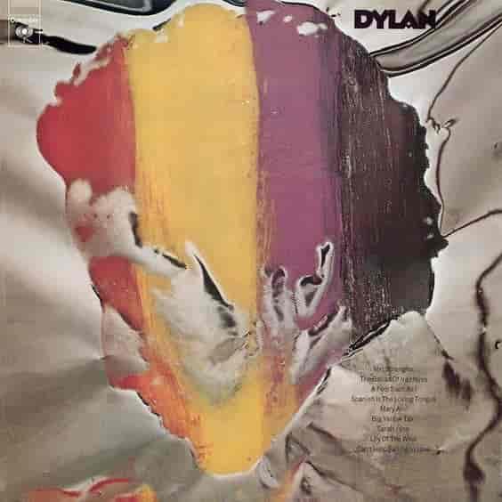 bob dylan album cover