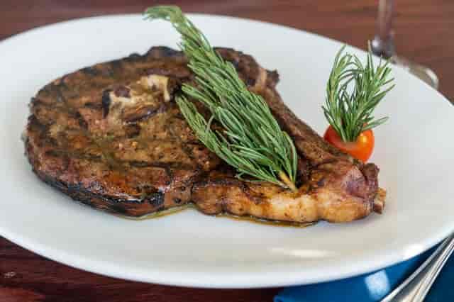 cowboy ribeye steak