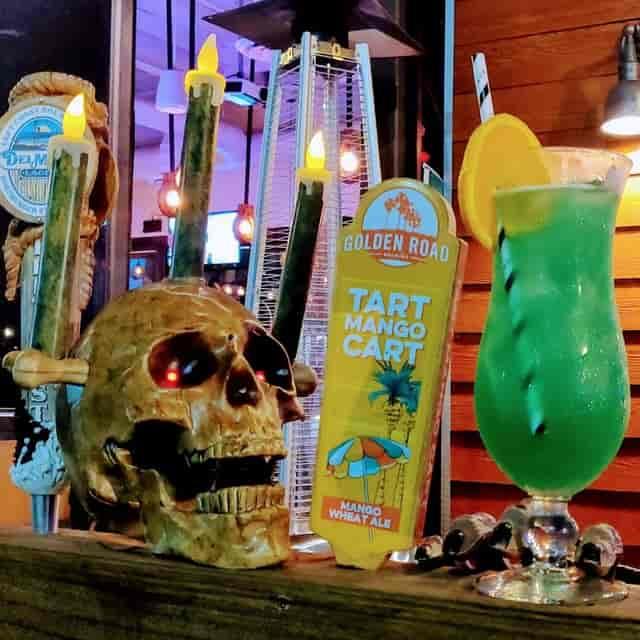 Happy Halloween Cockails - Bar in Huntington Beach