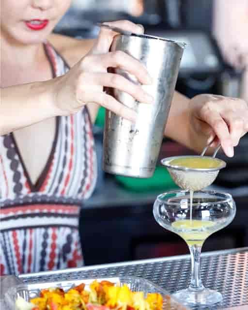 Making Cocktail - Bar in Huntington Beach