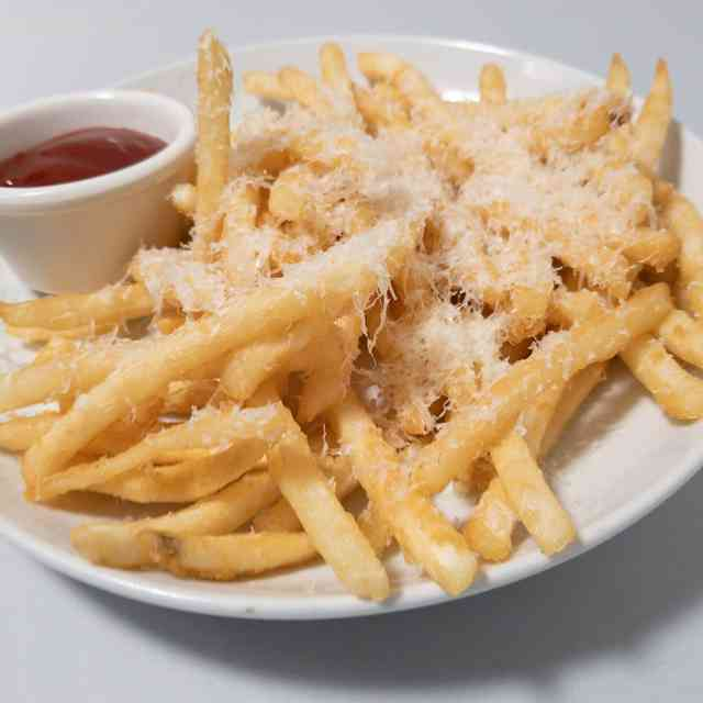 The Cure Fries
