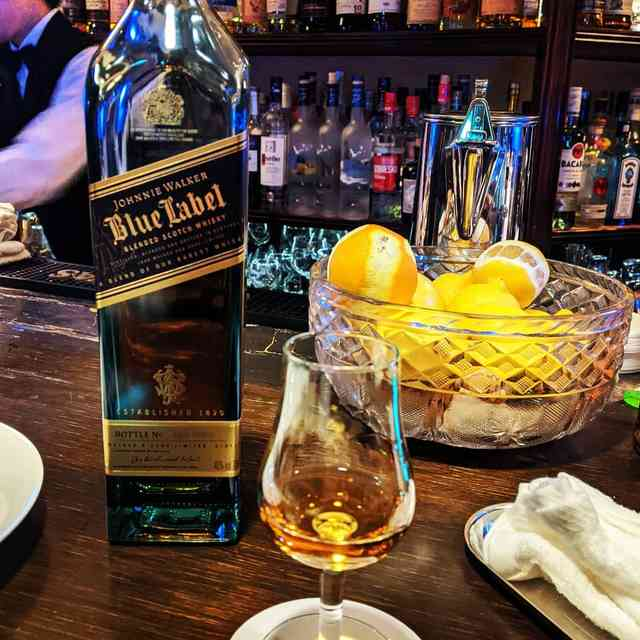 Happy weekend with Blue Label