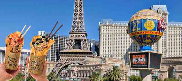 Sweet Popp Shopp Treats and Las Vegas Hotels: What they have in common.