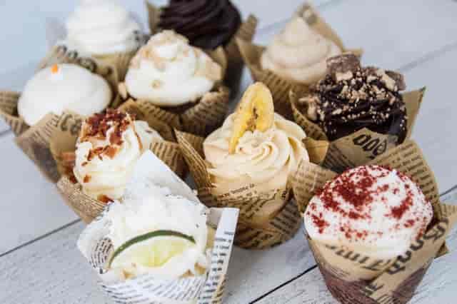 cupcake options