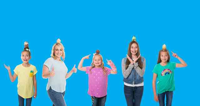 cupcakes on head banner