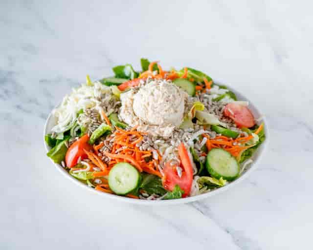 deluxe tuna salad