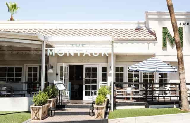 The Montauk exterior