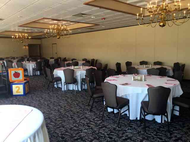 Events of all sizes are welcome at Schaefer's Ballroom