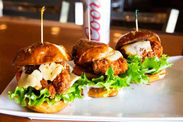 buff chix sliders