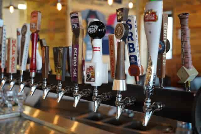 tap handles